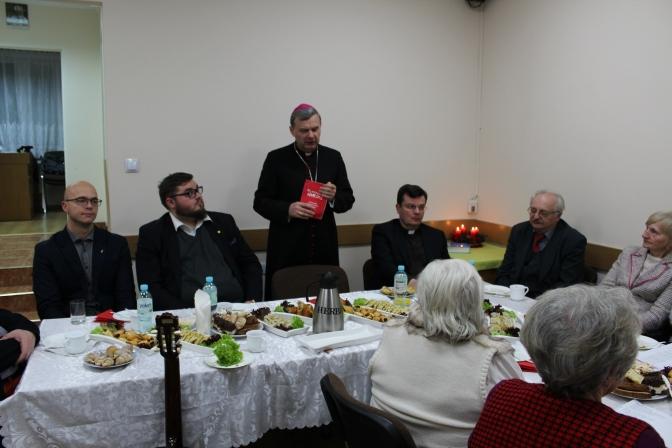 Spotkanie kolędowe Oddziału w Łomży